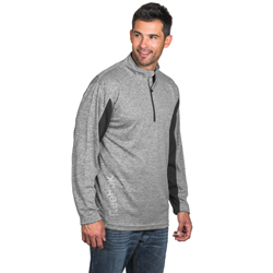 Reebok Mens Crossover High Performance Pullover